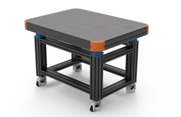 气浮式光学隔振平台PLA系列