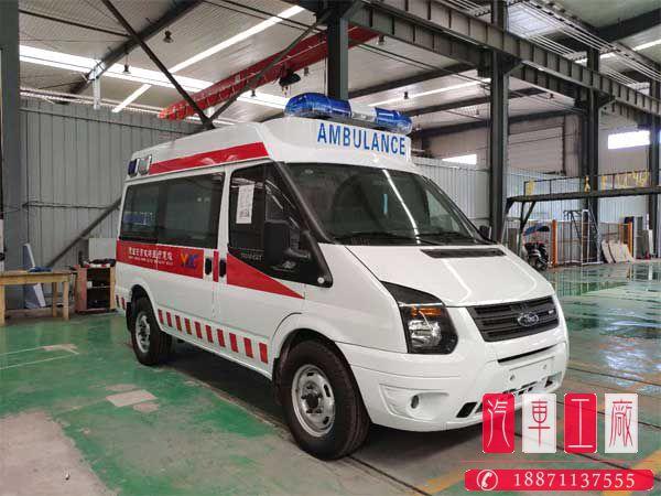 个人可以买救护车吗?购买救护车怎么申请