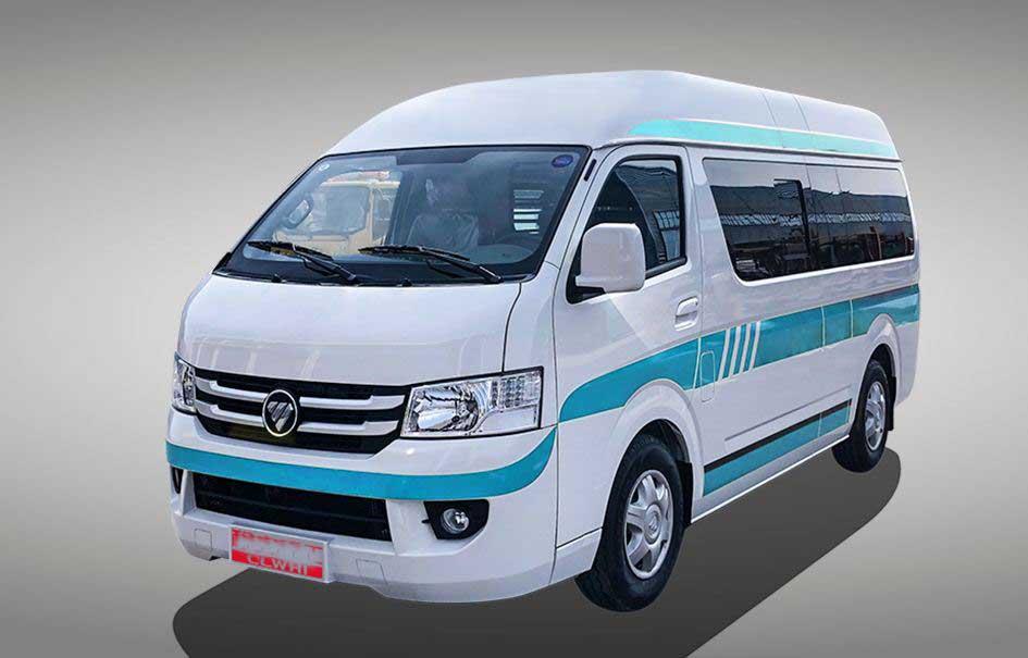 福田服务车