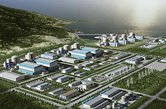 方家山核電站
