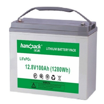 12V 100Ah LiFePO4 batteries