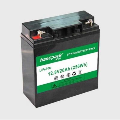 12V 20Ah LiFePO4 batteries