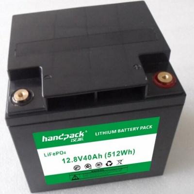 12V 40Ah LiFePO4 batteries
