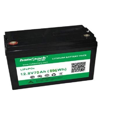 12V 70Ah LiFePO4 batteries