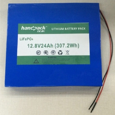 12.8V 24Ah Solar Street Light Battery