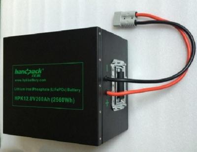 12.8V 200Ah LiFePO4 batteries