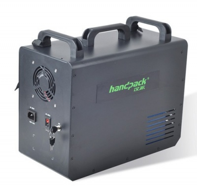 1500W portable solar power station