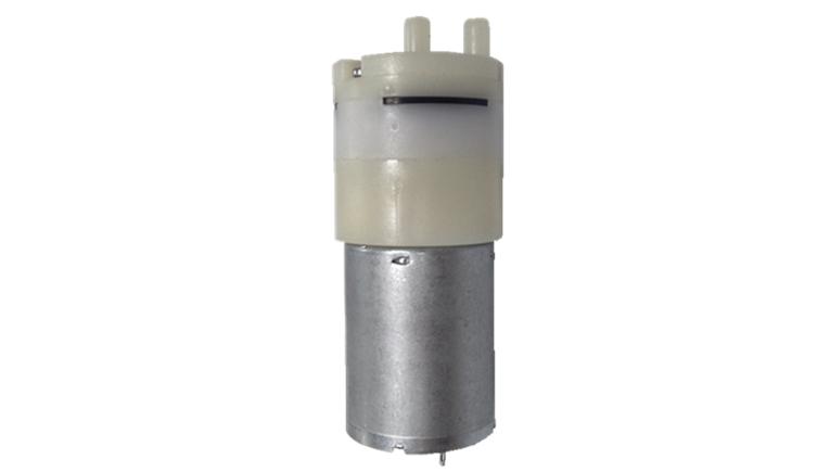 微型负压泵6V微型真空泵12V自动吸气泵ZR370 03PM微型抽气泵24V