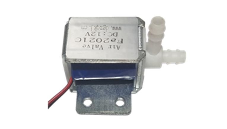 电磁泄气阀 微型电磁阀Fa2021C常闭式电磁阀 电子阀