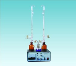 SYA-11133液体石油产品水含量试验器(卡尔、费休法)