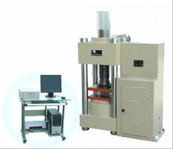 TYA-3000E型微机控制恒加载压力试验机