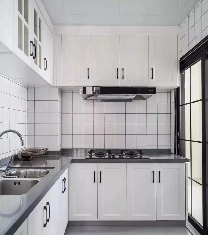 小厨房装修注意这几个细节,保证好看又好用!