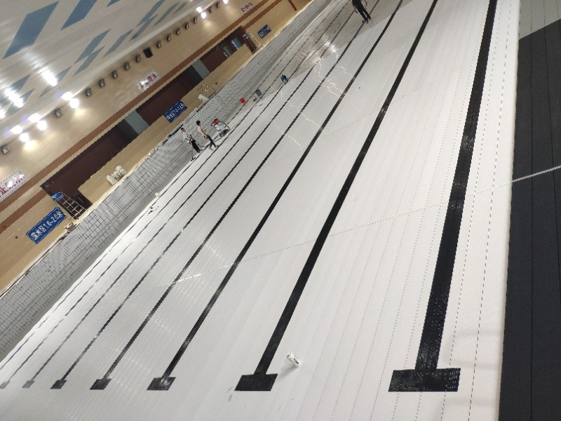 夏泳游泳池垫层资质及案例