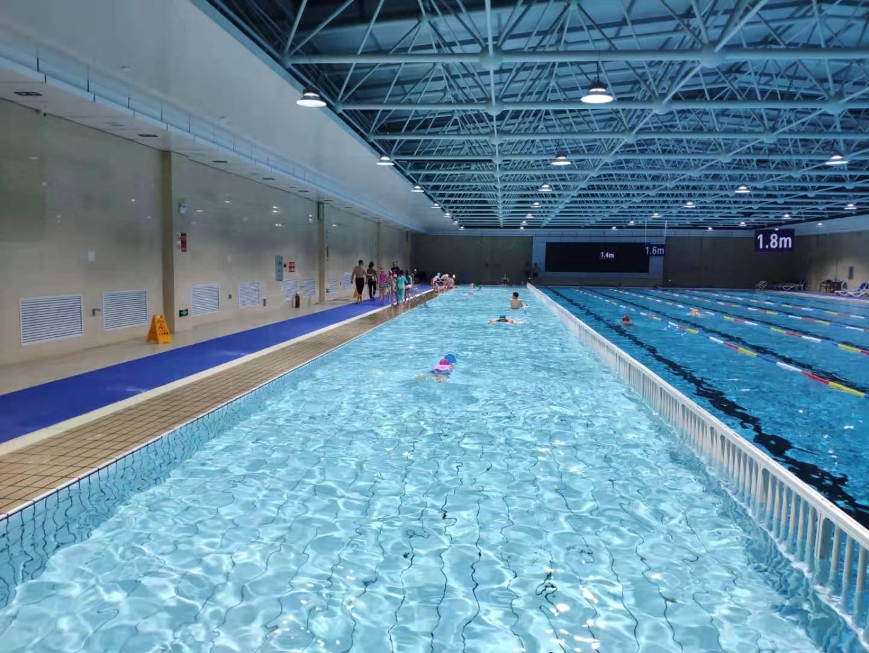 泳池垫层的几种垫法以及安装垫层的好处是什么?