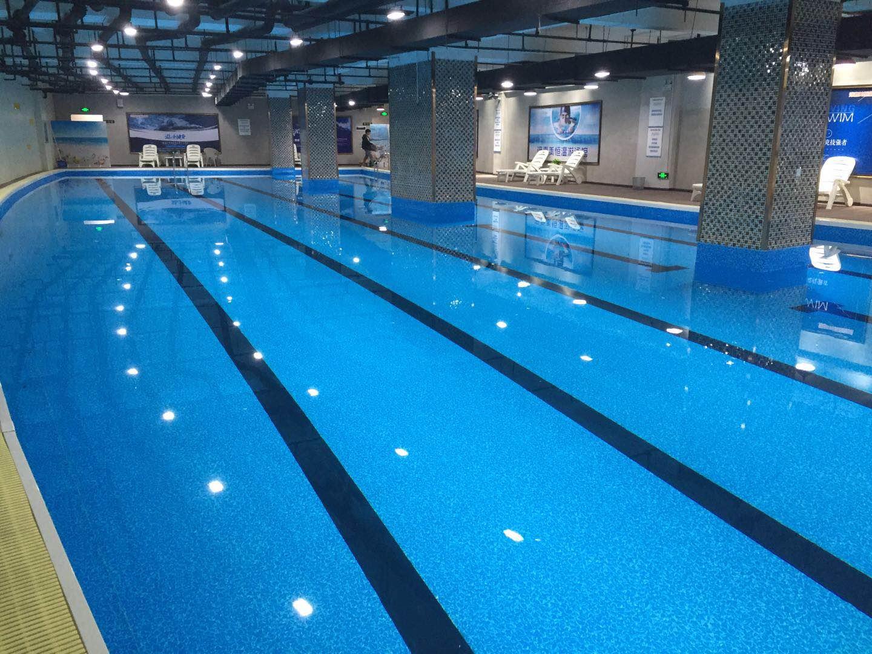 钢结构泳池的特点及优势是什么?