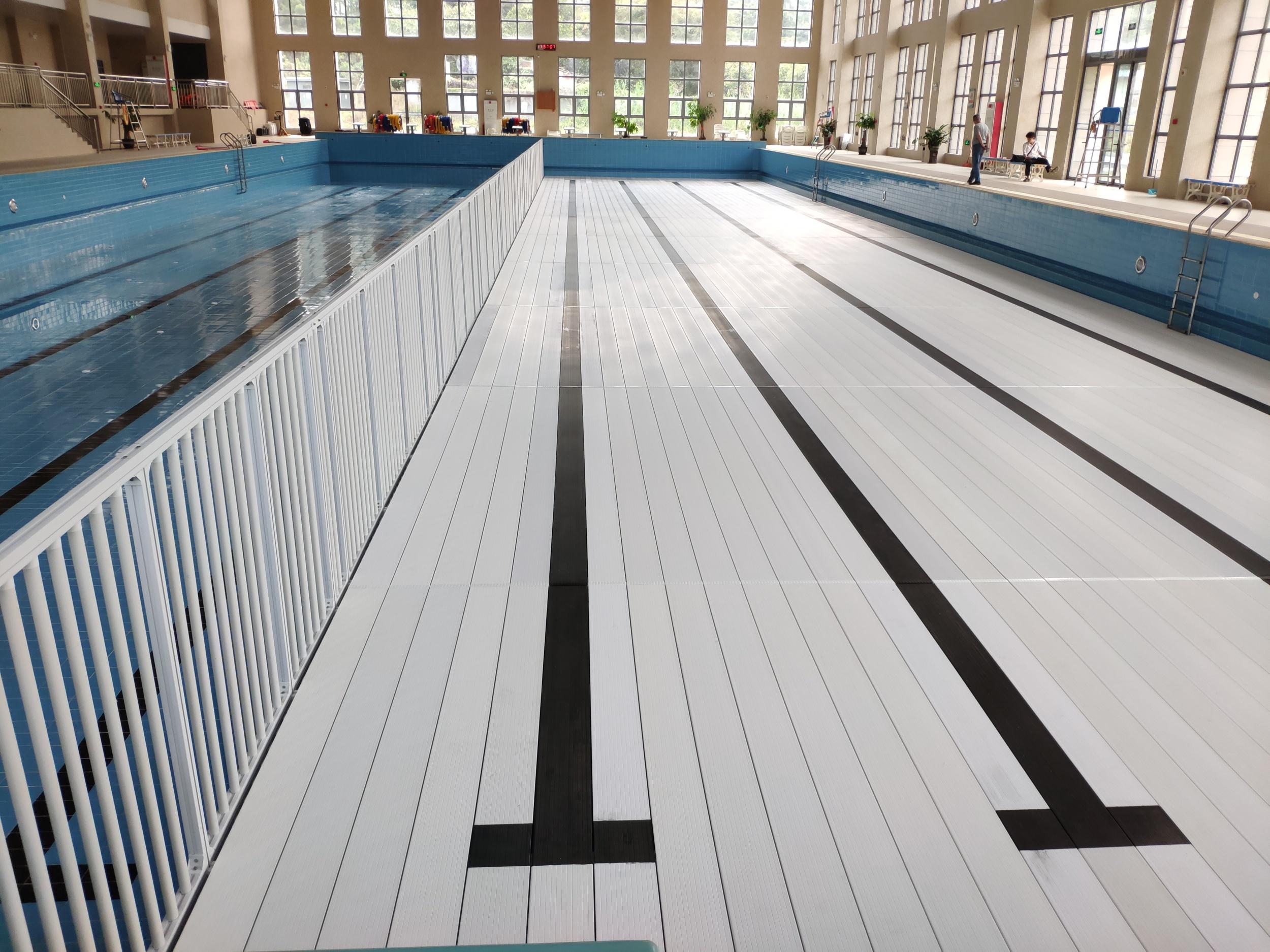 游泳池安装垫层的好处有哪些?