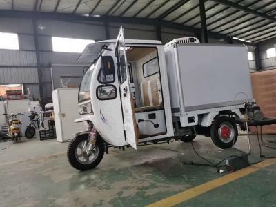 兴义电动三轮冷藏车-兴义冷冻运输车