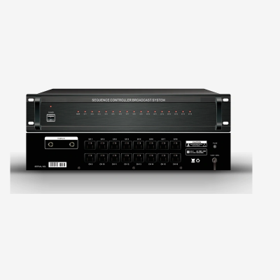 16 Channel Power Sequencer PA-8823S