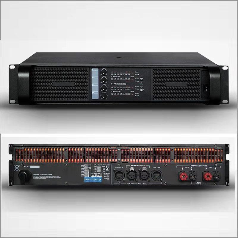 Professional Power Amplifier FP10000Q,FP14000