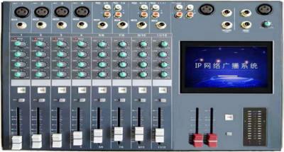 IP数字广播调音台