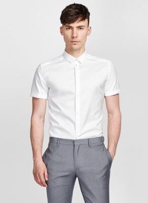 男士短袖衬衣定制 (7)