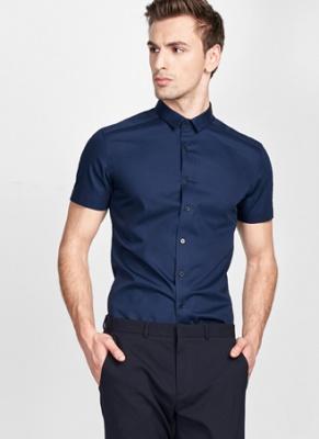 男士短袖衬衣定制 (9)