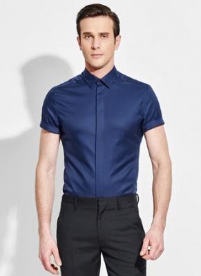 男士短袖衬衣定制 (8)