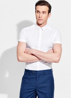 男士短袖衬衣定制 (10)