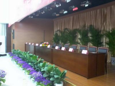 會議會場植物租賃方案