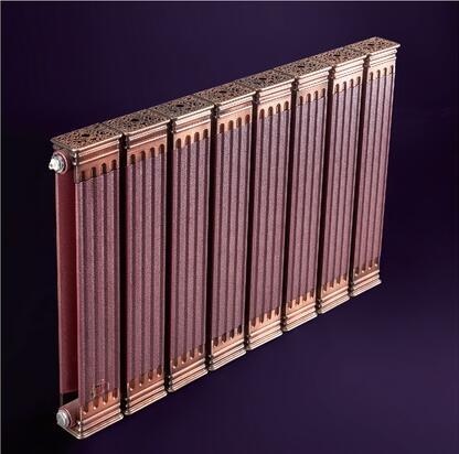 铜铝复合散热器系列 TL-90*60方罗马柱