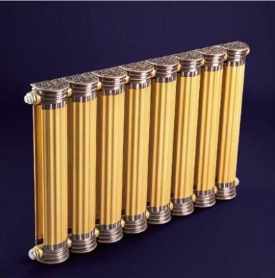铜铝复合散热器系列 TL-90*75罗马柱