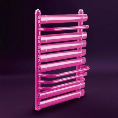 铜铝复合散热器系列 卫浴7+4铜铝背篓