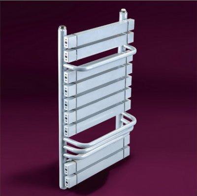 铜铝复合散热器系列 卫浴9+4铜铝背篓