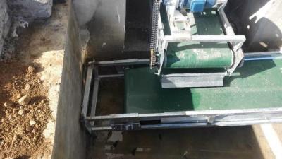 階梯式輸送帶自動喂料系統8