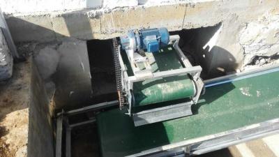 階梯式輸送帶自動喂料系統2
