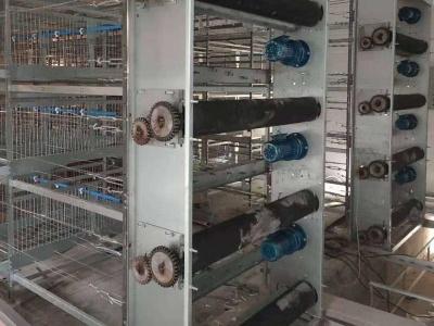 養雞場用糞便處理系統