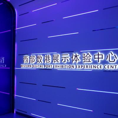 川西大数据产业园数据中心 ——展示体验中心