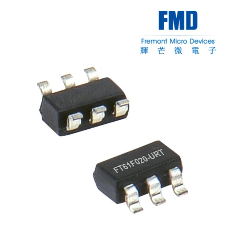 辉芒微ADC单片机FT61F020-URT
