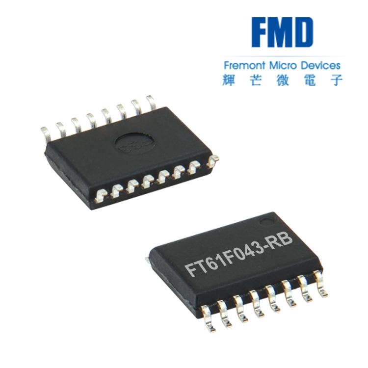 辉芒微ADC单片机FT61F043-RB