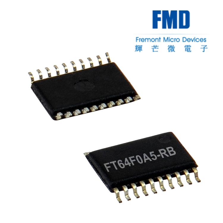 辉芒微ADC单片机FT64F0A5-RB