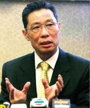 钟南山顾问