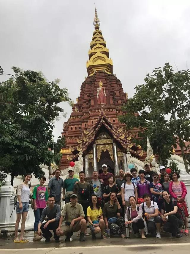 游记 | 老挝南甲自然保护区,人人想要的旅行,幸福的归途!