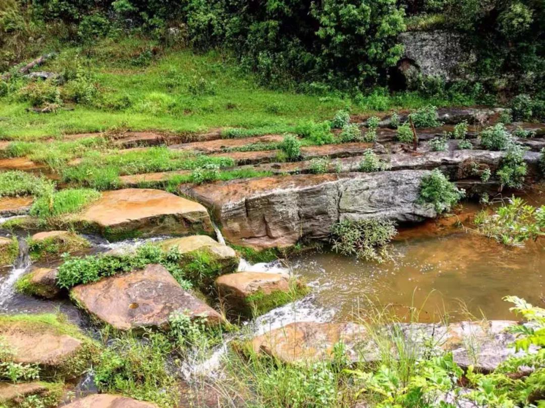 徒步 | 红岩古道徒步