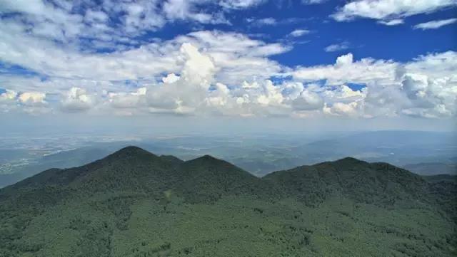 徒步 | 昆明十峰之嵩明大尖山登顶穿越