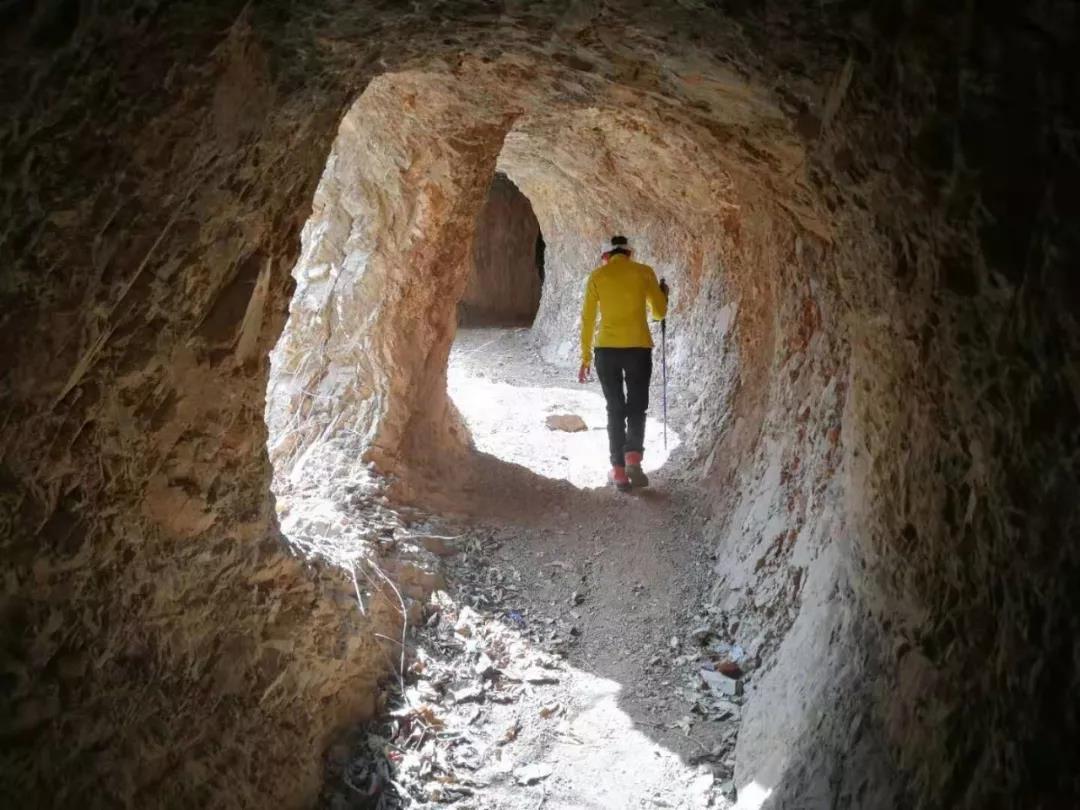 古道徒步 | 11月30日铜运古道徒步