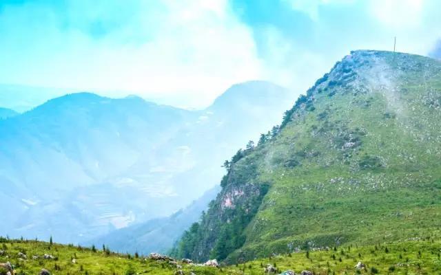 徒步 | 昆明十峰之呈贡梁王山一日攀登