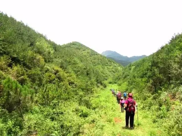 徒步   昆明十峰之晋宁谷堆山一日穿越