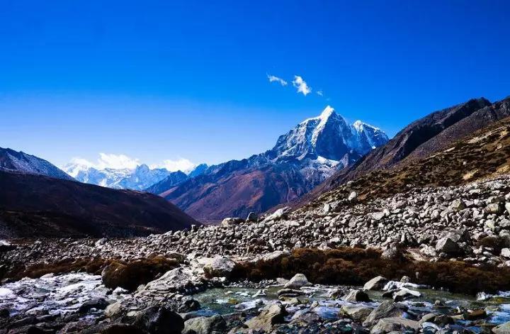 尼泊尔EBC   此生没去过这个众神的国度,就错过了整个人间天堂!