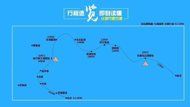 徒步 | 远征腾格里 为爱行走-七湖连穿