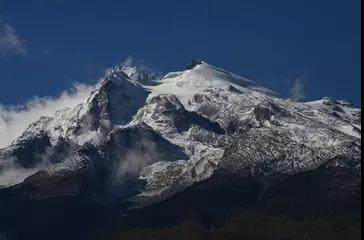 哈巴登山 | 哈巴雪山登顶